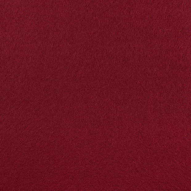 Rayon/Viscose Craft Felt By Yard - Burgundy
