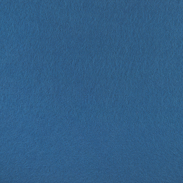 Rayon/Viscose Craft Felt By Yard - Cobalt