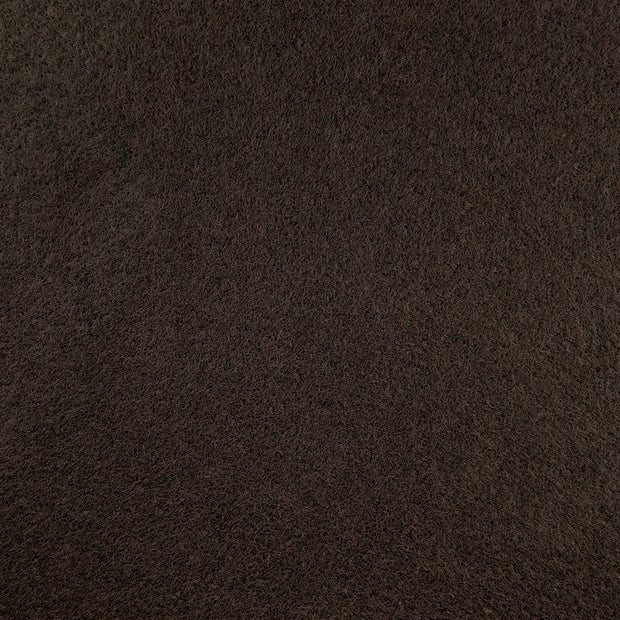 Rayon/Viscose Craft Felt By Yard - Dark Brown