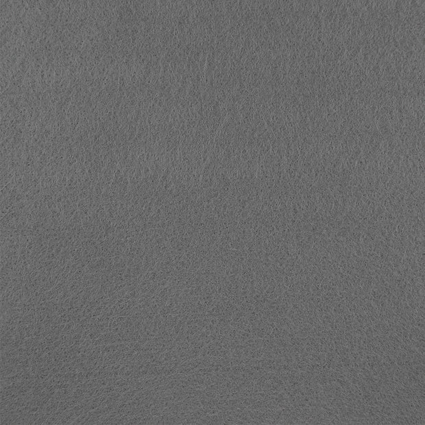Rayon/Viscose Craft Felt By Yard - Dark Gray