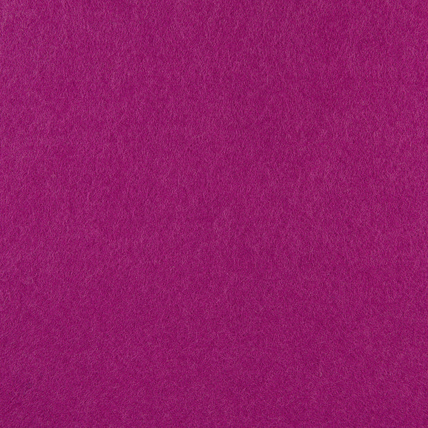 Rayon/Viscose Craft Felt By Yard - Fuchsia