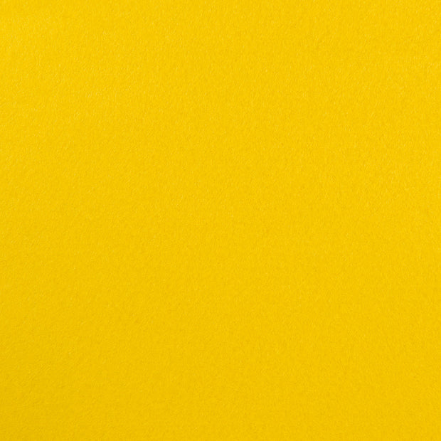 Rayon/Viscose Craft Felt By Yard - Neon Yellow