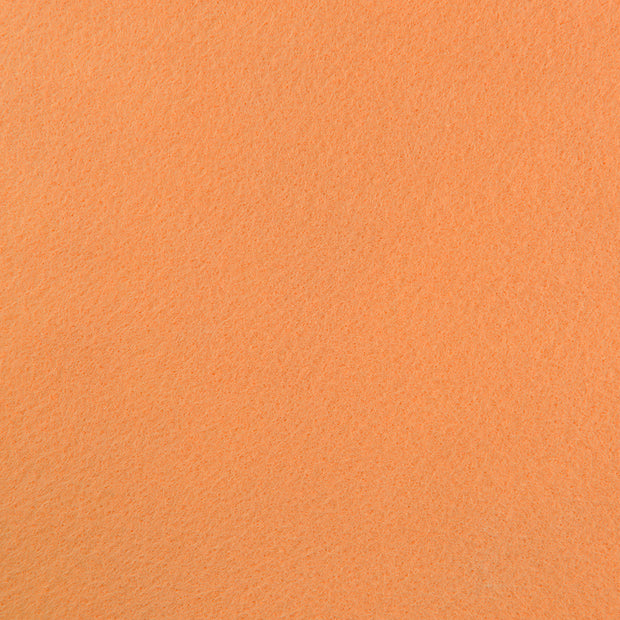 Rayon/Viscose Craft Felt By Yard - Peach