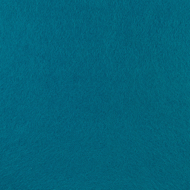 Rayon/Viscose Craft Felt By Yard - Turquoise