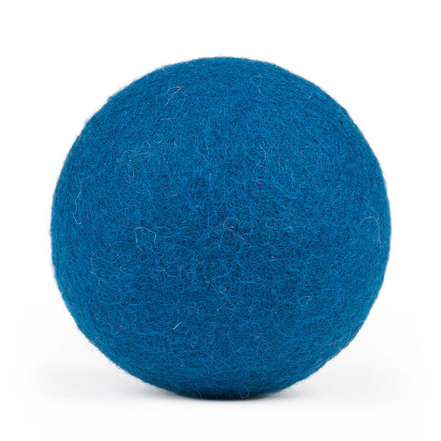 Wool Dryer Balls, Colored – Large, 1 Piece