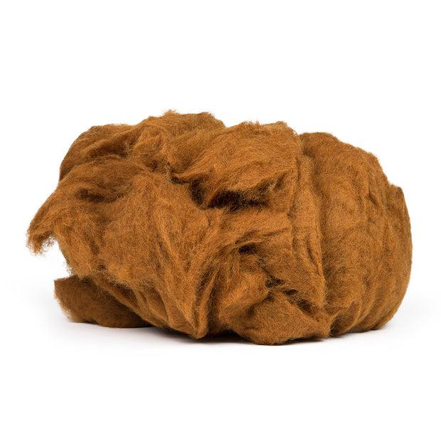 Carbonized Wool - 1LB Bag