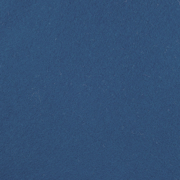 Premium Wool Blend Craft Felt By Yard - Cobalt