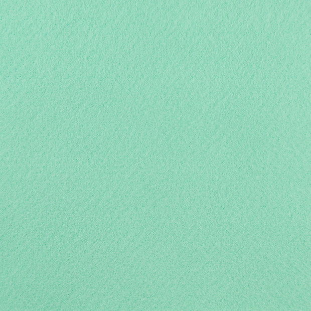 Premium Wool Blend Craft Felt By Yard - Mint