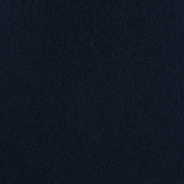 Premium Wool Blend Craft Felt By Yard - Navy Blue