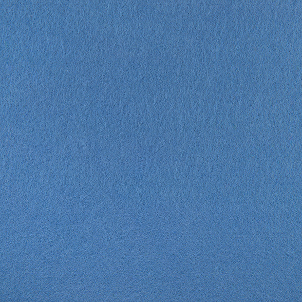 Premium Wool Blend Craft Felt By Yard - Sky Blue