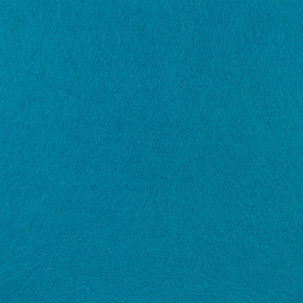 Premium Wool Blend Craft Felt By Yard - Turquoise