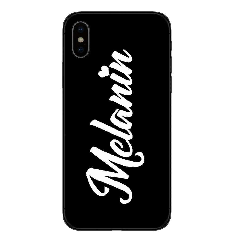 best sneakers cbcd0 db37d Soft Silicone Phone Cover For iPhone X 8 8Plus 7 7Plus 6 6S Plus 5 5S SE