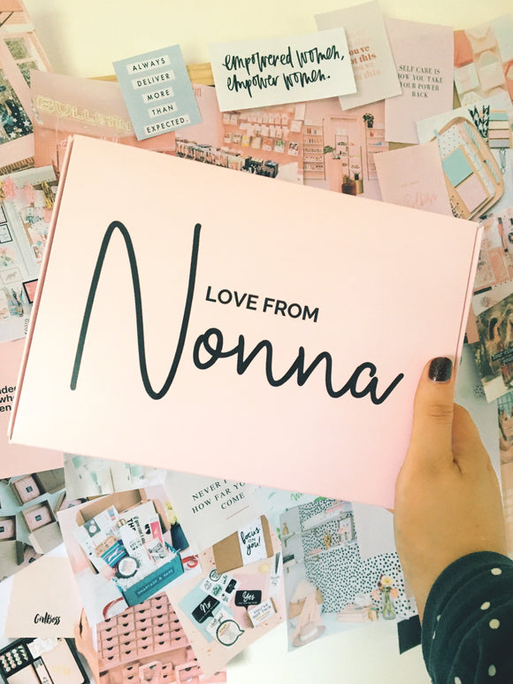 Love From Nonna Box