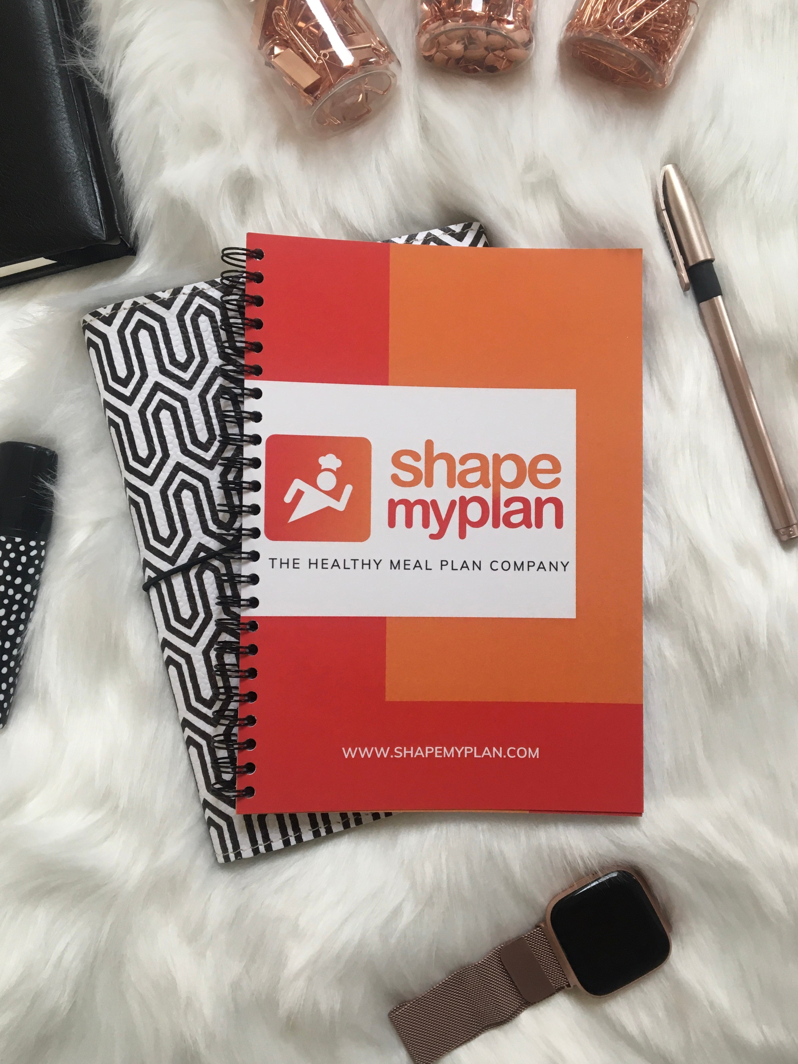 Shape My Plan Diary