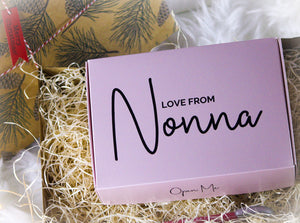 Love From Nonna Gift Box