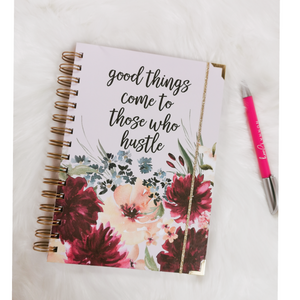 Good Things Notebook