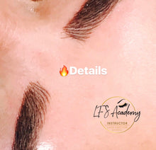 Load image into Gallery viewer, Microblading Combo Brows- Stroke +Shading 101