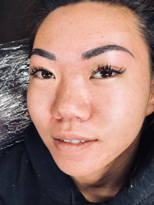 Microblading Eyebrows Service