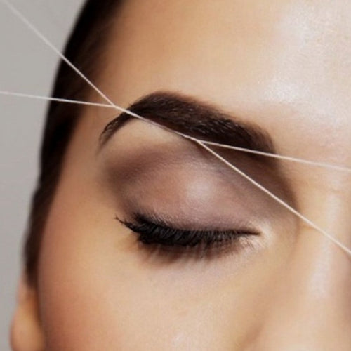 Threading & Brow Precision w/ Tint