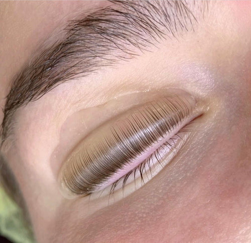 Keratin Infused Lash Lift with Tint