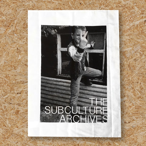 THE SUBCULTURE ARCHIVES TEA TOWEL
