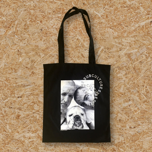 THE SUBCULTURE ARCHIVES TOTE BAG