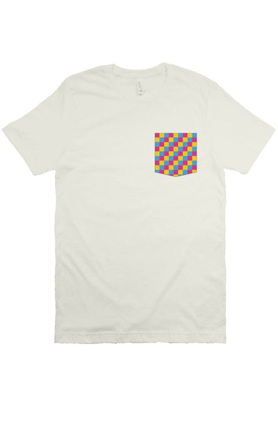 Pansexual Pride Pocket Tee