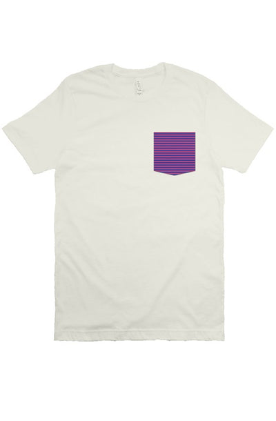 Bistripes Pocket Tee - Outtire