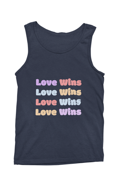 Love Wins Tank - Outtire
