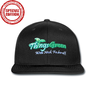 100th Special Edition - Things Green TV Show - Cap