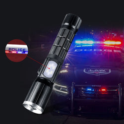 Tactical Flashlight - Ultra Bright