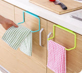 Towel Rack - Fun Colors. Super Easy to Install