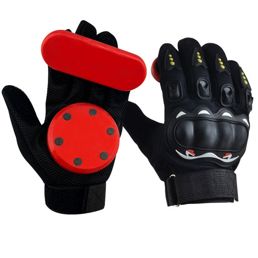 Sliding Gloves w/ Flint Slider - Sparks!!