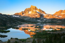 Load image into Gallery viewer, Sunset, Thousand Island Lake, Ansel Adams Wilderness