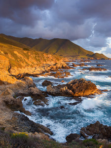 Big Sur Shoreline