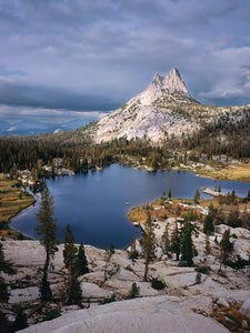 Cathedral Peak, Upper Cathedral Lake