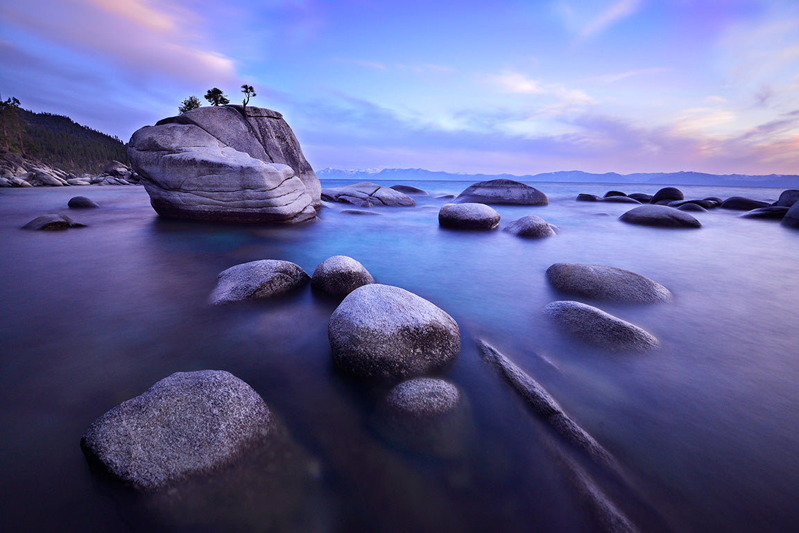 Bonsai Rock, Lake Tahoe