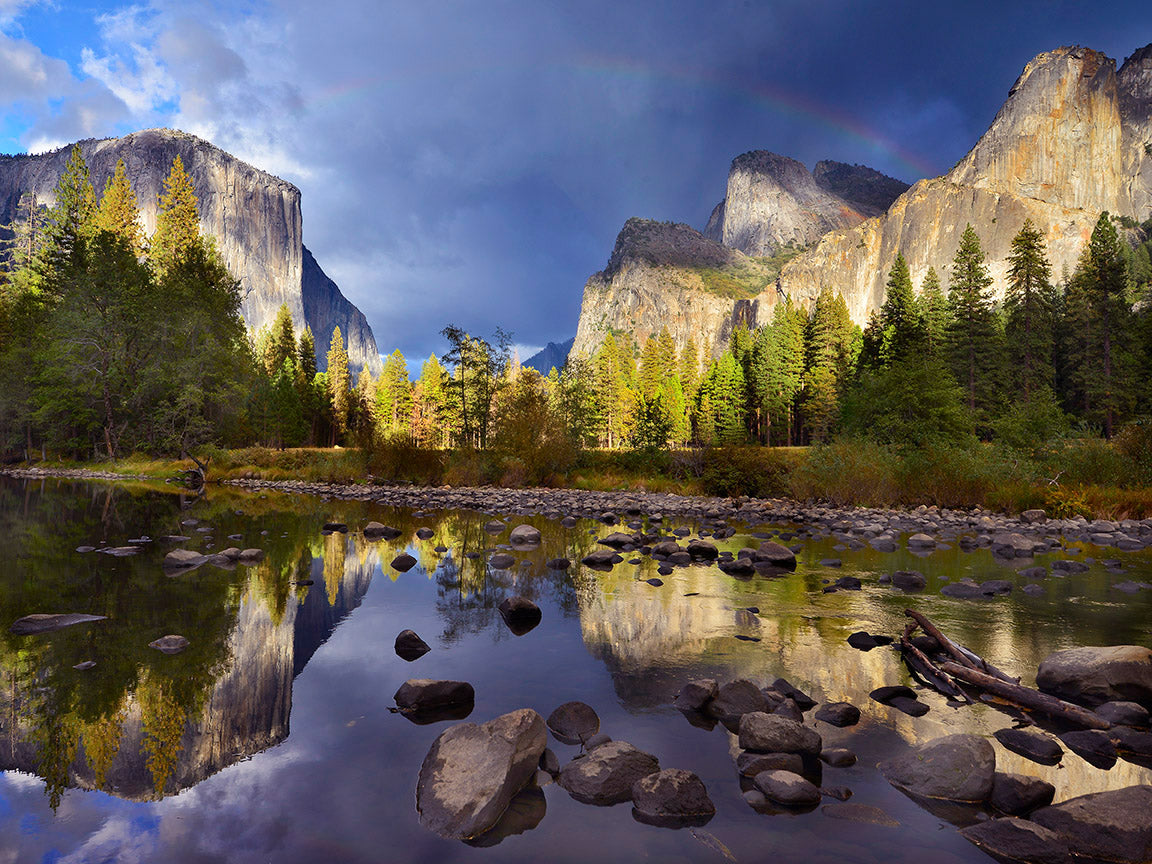 Yosemite Valley Reflection