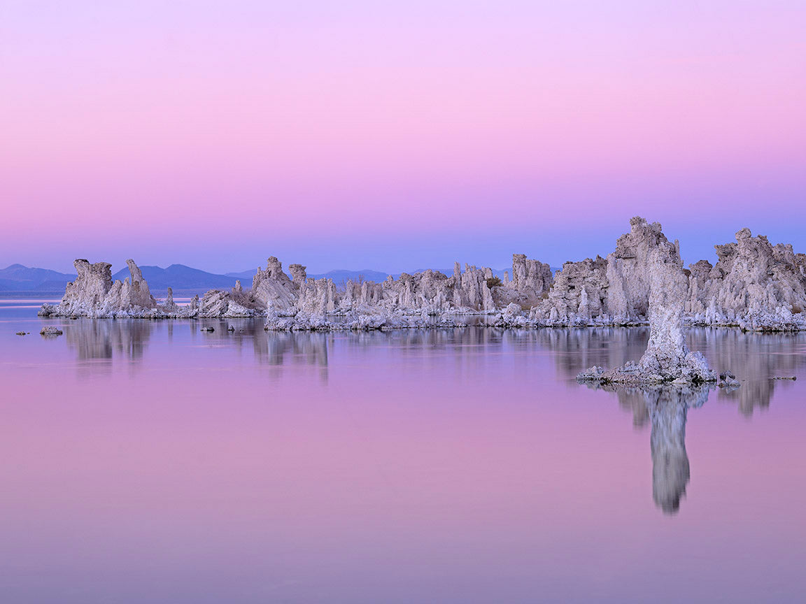 Mono Lake Afterglow