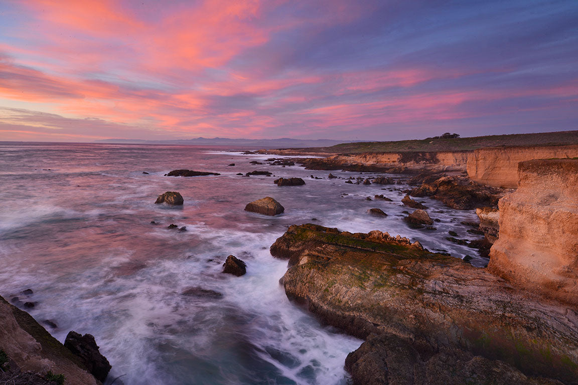 Sunset, Montana de Oro