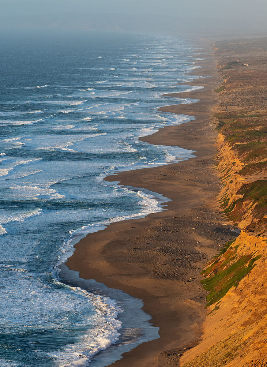 Symmetry, Point Reyes National Seashore