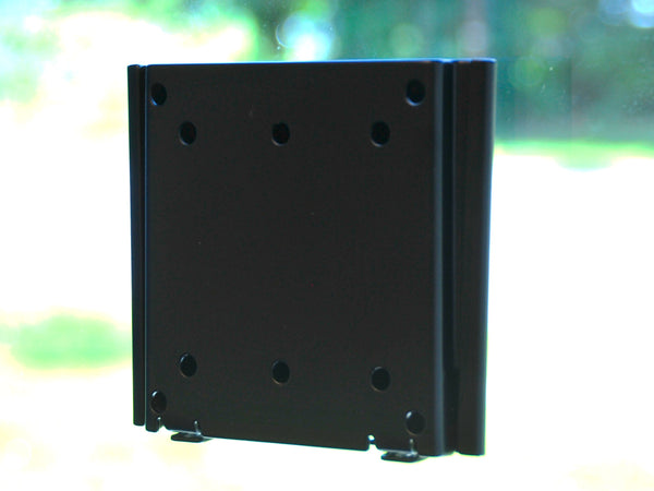 "Display and Tablet Fixed/Flat Vesa Glass Mount for 10"" and 15"" screens (FVGM-10)"