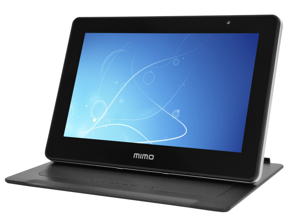 "Mimo 7"" Capacitive Touch Display, USB Portable with Slider Base (UM-760C)"