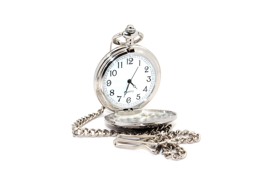 Engravable Pocket Watch - Allyanna Gifts