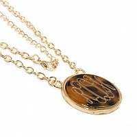 Tortoise Shell Necklace - Allyanna Gifts