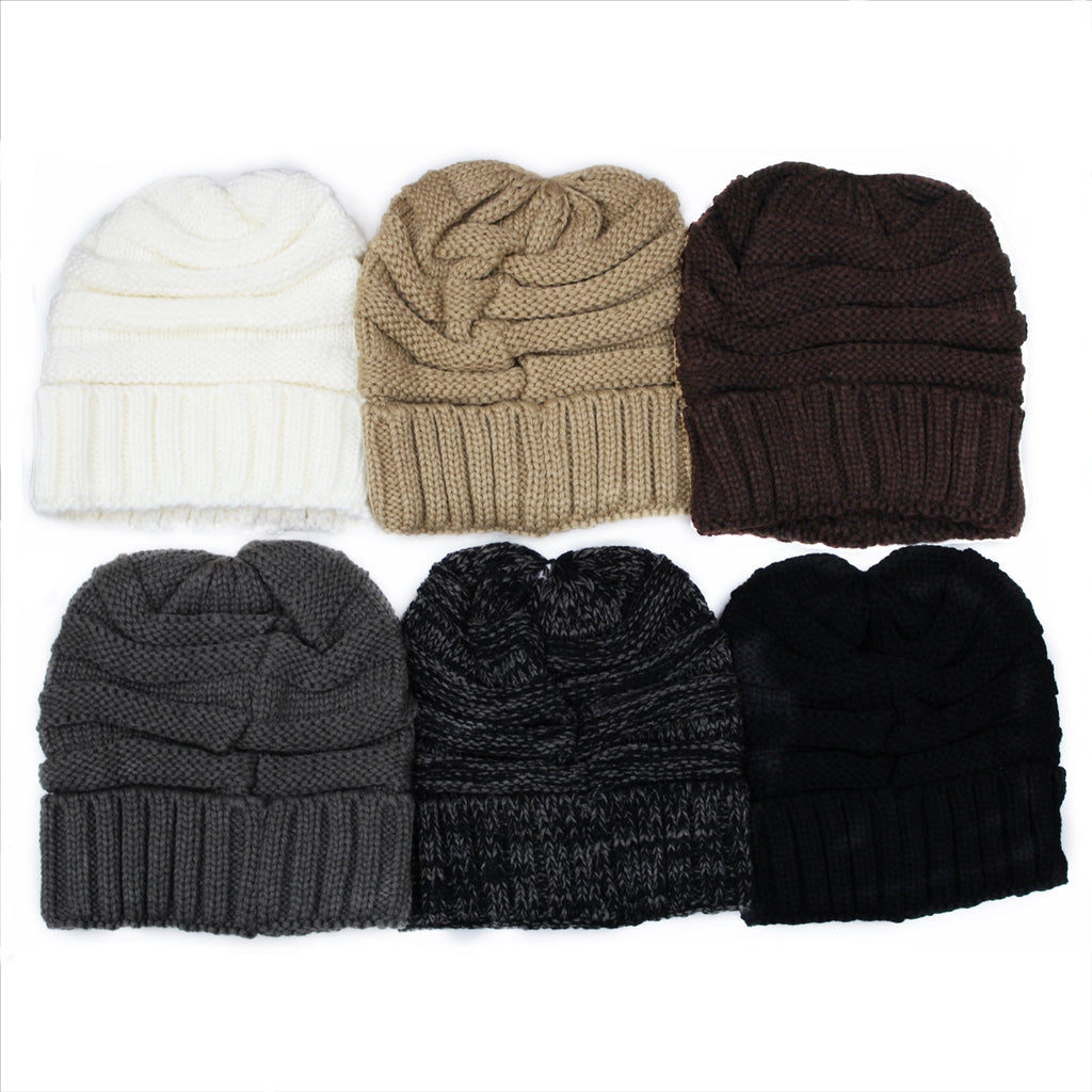 Knitted Beanies - Allyanna Gifts