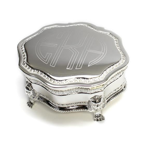 Jewelry Box - Allyanna Gifts