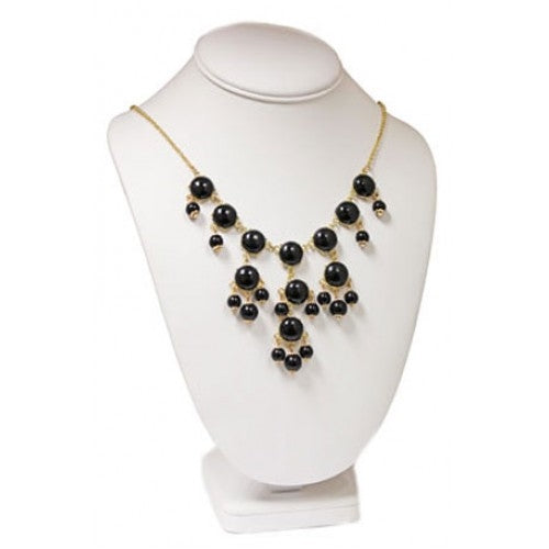 Black as Night Statement Necklace