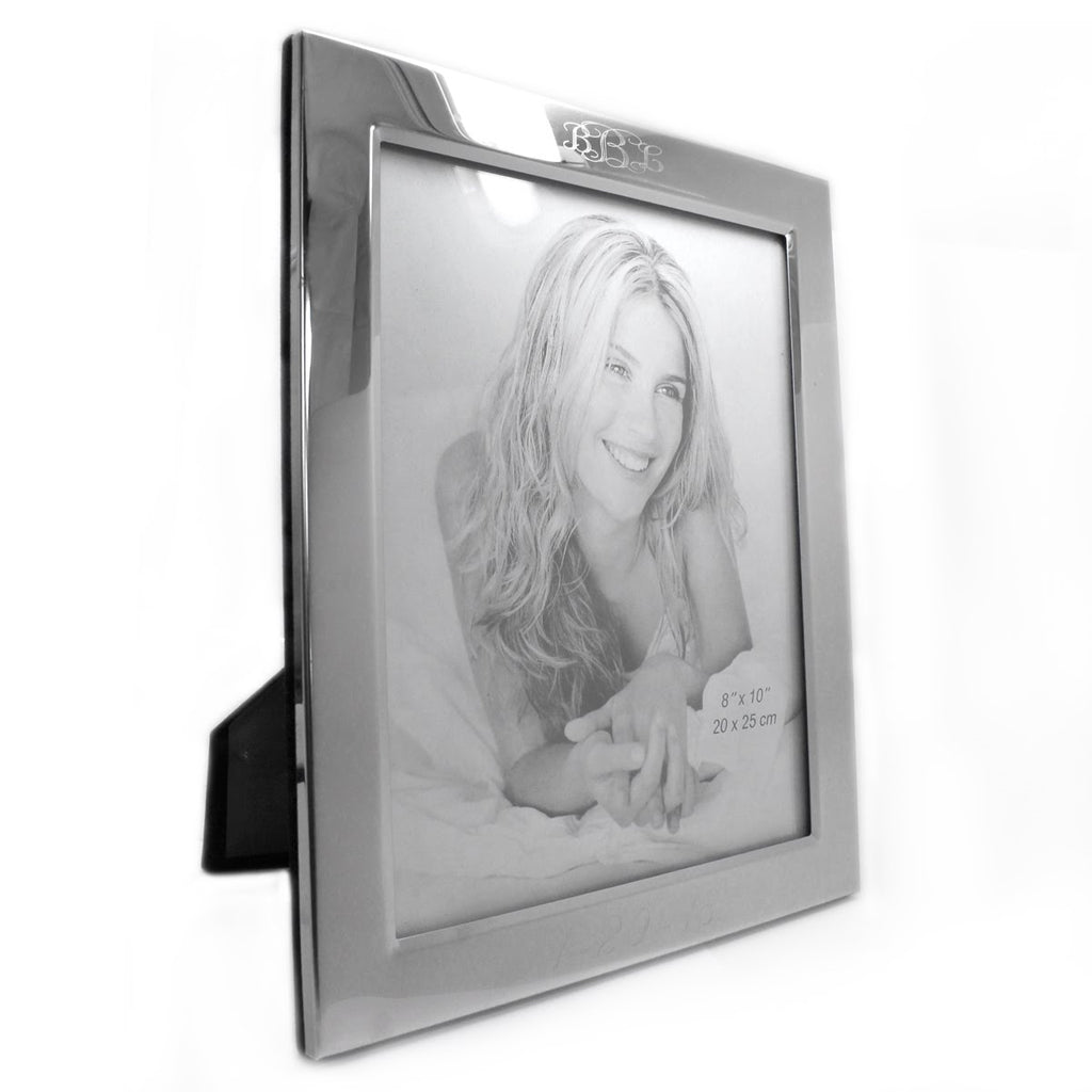 "Engravable 8"" x 10"" Picture Frame - Allyanna Gifts"