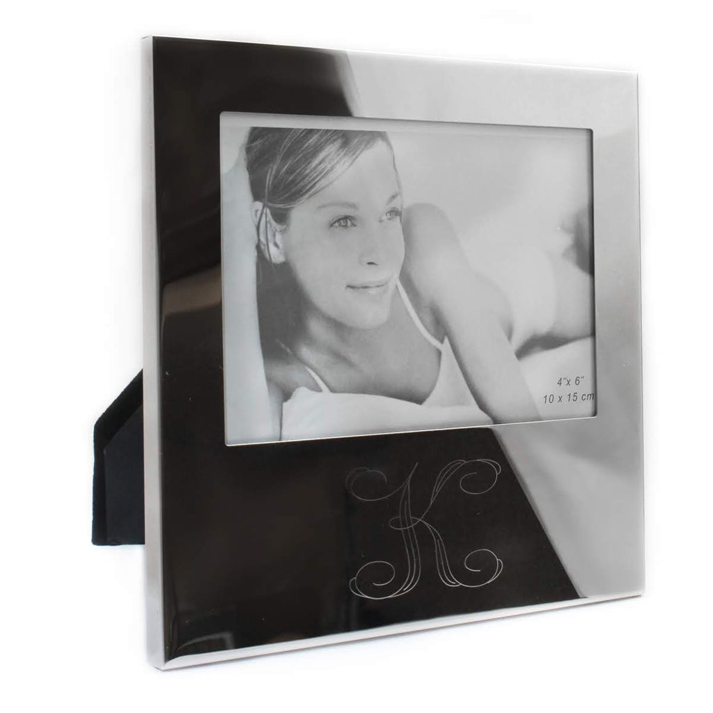 "Engraved 4"" x 6"" Memorable Photo Frame"
